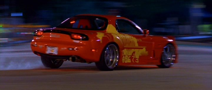 2003 Quot 2 Fast 2 Furious Quot 1994 Mazda Rx 7 Fd Best Movie Cars