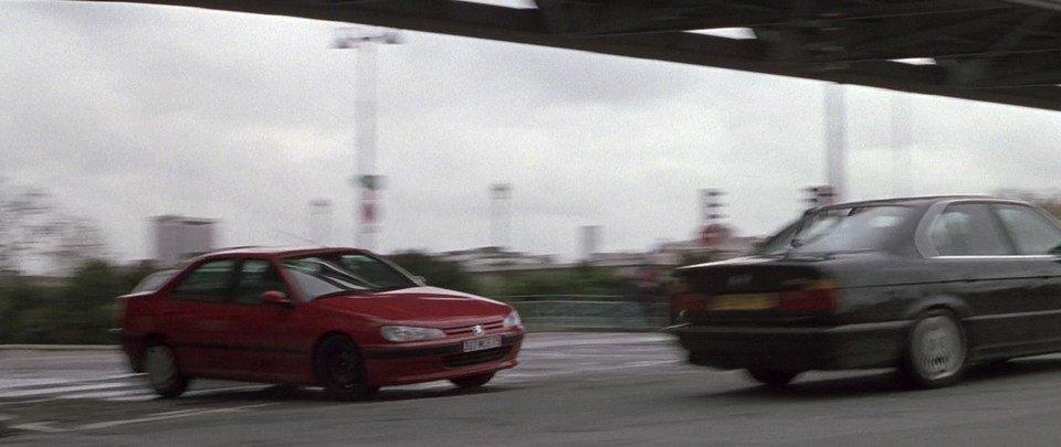 1996 Peugeot 406, Ronin