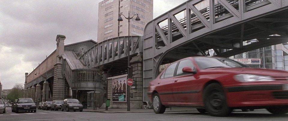 1996 Peugeot 406