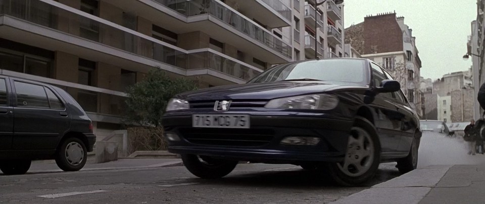 1996 Peugeot 406, Ronin 1998