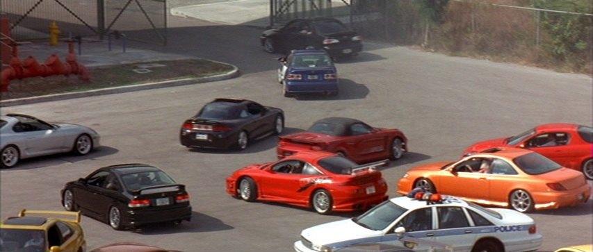 1997 Acura CL YA1