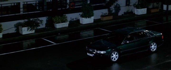 1998 Audi S8 D2 Typ 4D