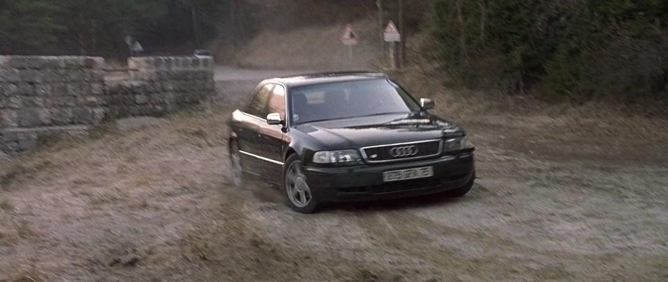 1998 Audi S8 D2 Typ 4D, Ronin 1998