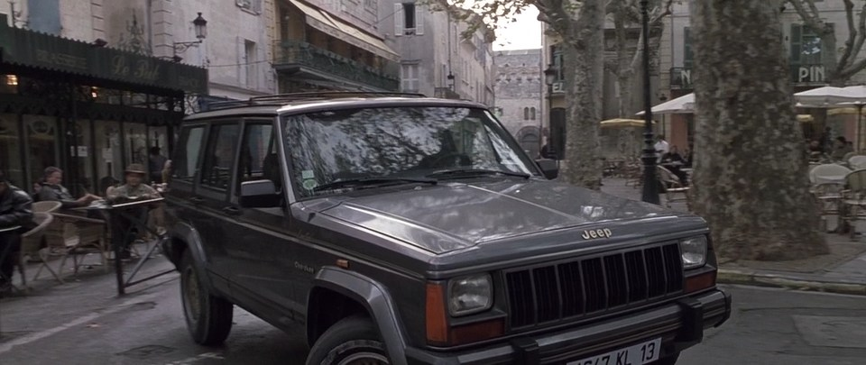 1998 Jeep Cherokee XJ