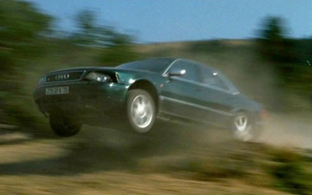 1998 Audi S8, Ronin 1998