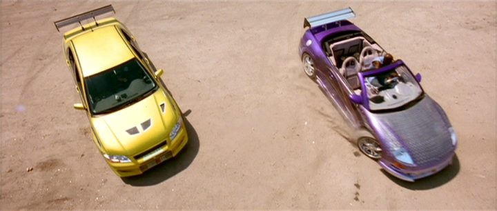 2001 Mitsubishi Eclipse Spyder, Fast and Furious 2003 width=