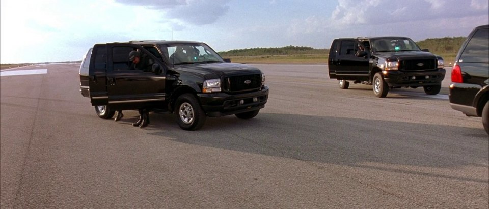 2003 Ford Excursion UW137