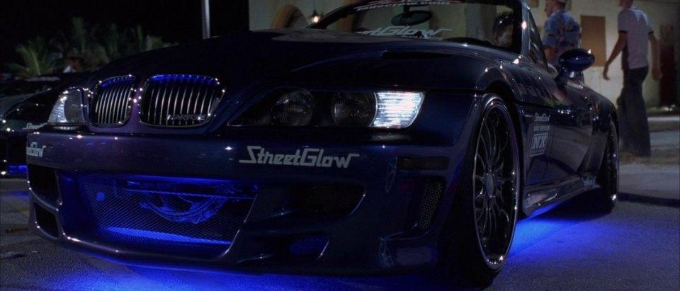 BMW Z3 E36 7, 2 Fast 2 Furious 2003