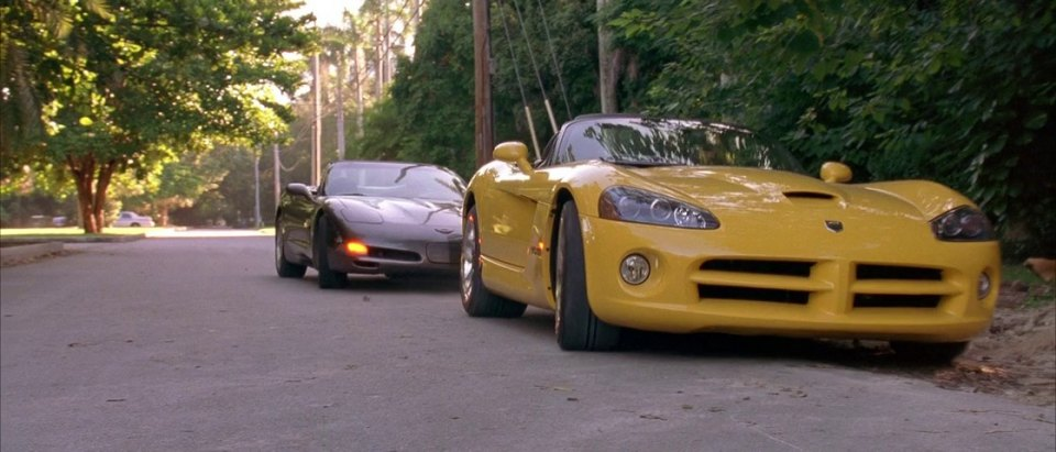 Dodge Viper SRT-10, 2 Fast 2 Furious 2003