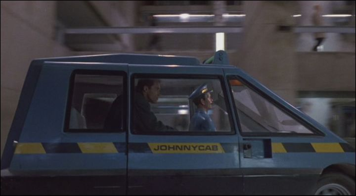 Made for Movie JohnnyCab, Total Recall 1990
