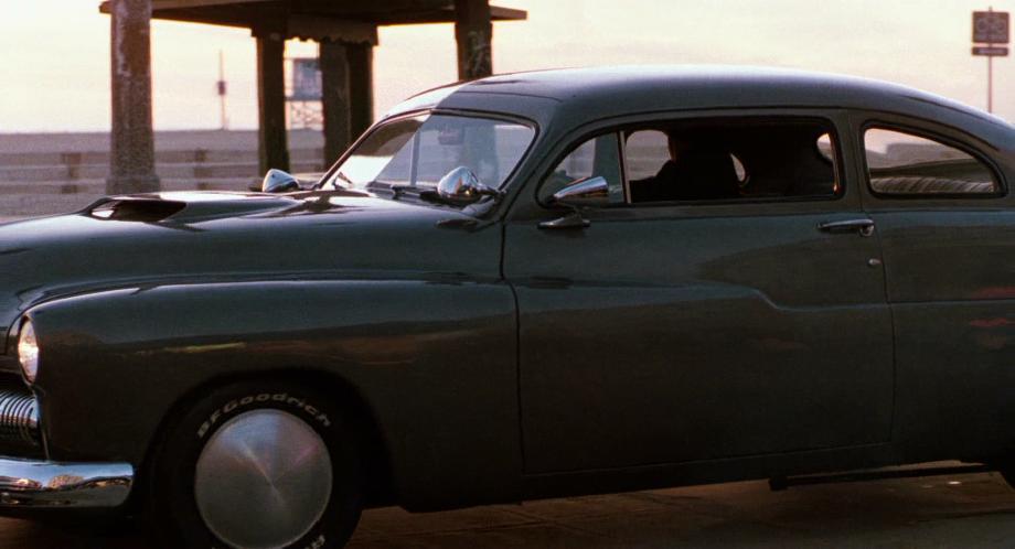 1950 Mercury Coupe, Cobra 1986