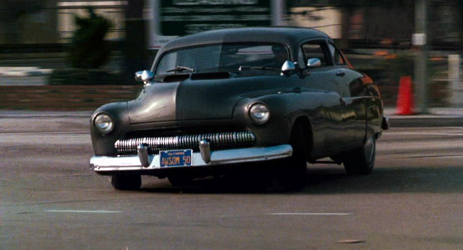 1950 Mercury Monterey Coupe, Cobra 1986