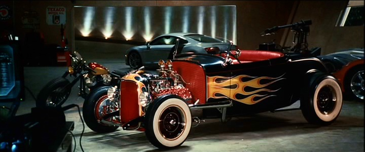 1932 Ford Model B, Iron Man 2008