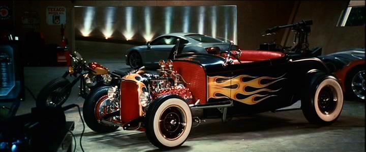1932 Ford Model B, Iron Man 2008