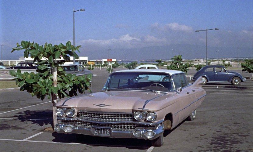 1959 Cadillac Series 62 + Dr No 1962