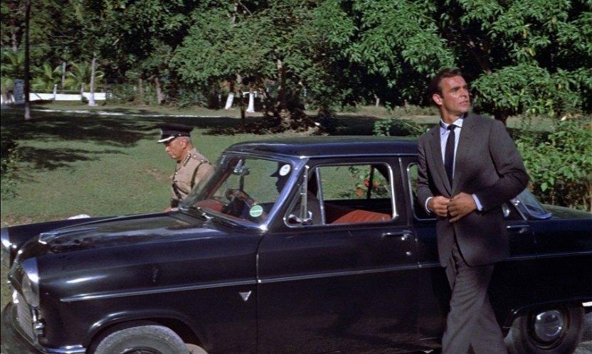1959 Ford Consul Mk II 204E, Dr No 1962