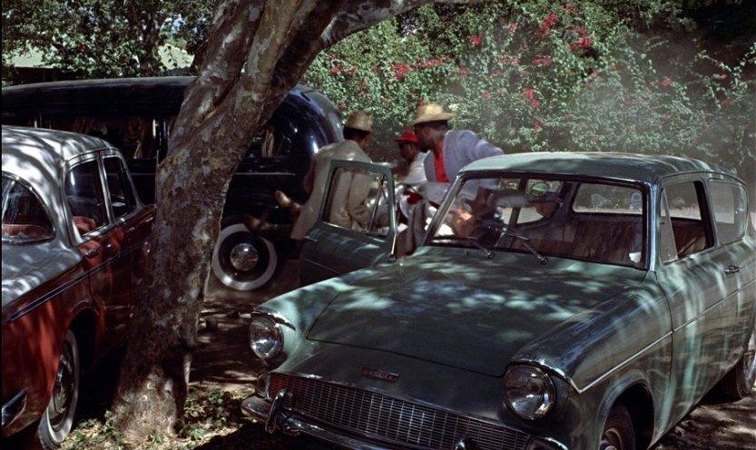 1960 Ford Anglia Deluxe 105E