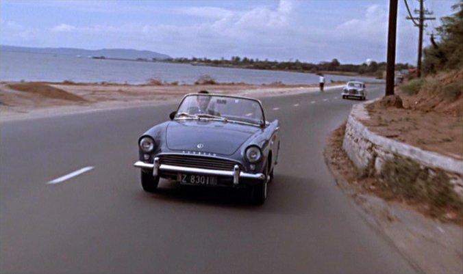1961 Sunbeam Alpine Series II, Dr No