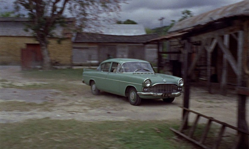 1961 Vauxhall Velox PA