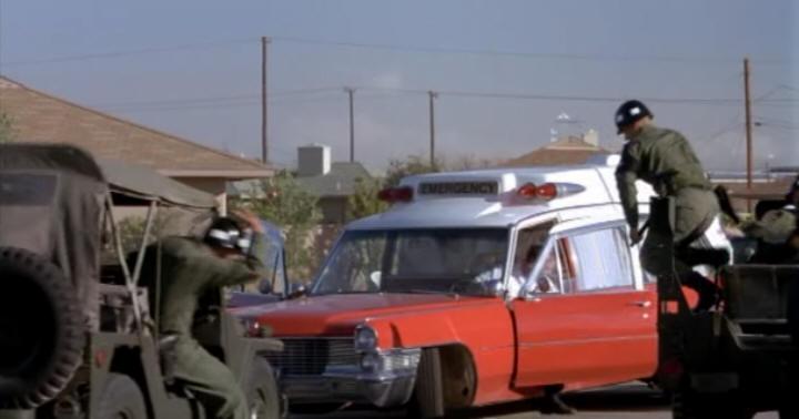1965 Cadillac Ambulance