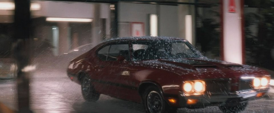 1970 Oldsmobile 442? Demolition Man 1993
