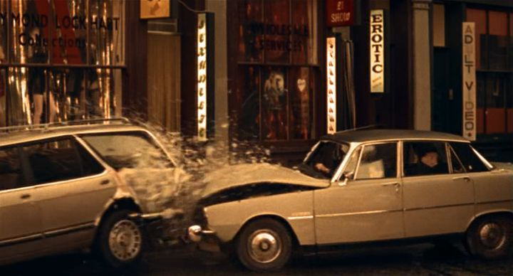 1974 Rover 3500 P6B, Lock Stock and Two Smoking Barrels 1998