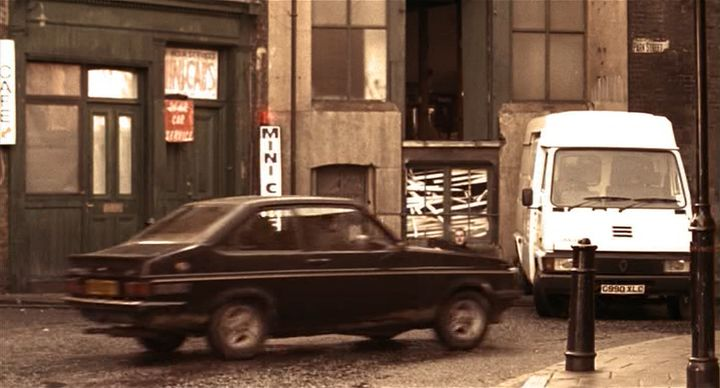 1979 Ford Escort RS 2000 Mk II? Lock Stock and Two Smoking Barrels
