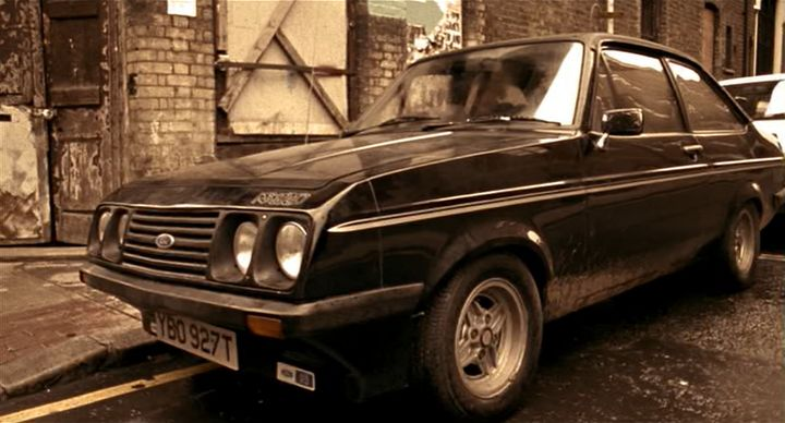 1979 Ford Escort RS 2000 Mk II, Lock Stock and Two Smoking Barrels 1998