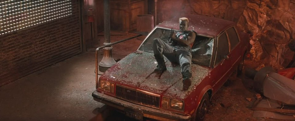 1982 Buick Skylark, Demolition Man 1993