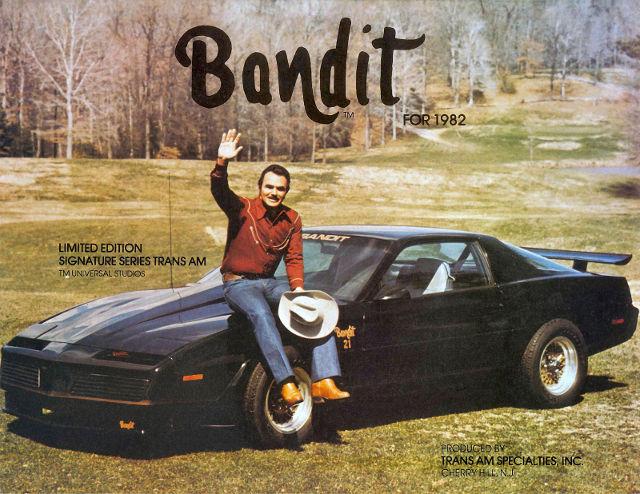 1982 Pontiac Trans Am Bandit Edition The Ultimate Gt