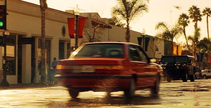 1986 Audi 4000 Typ 81