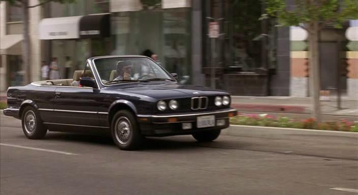 1987 BMW 325i Cabrio E30
