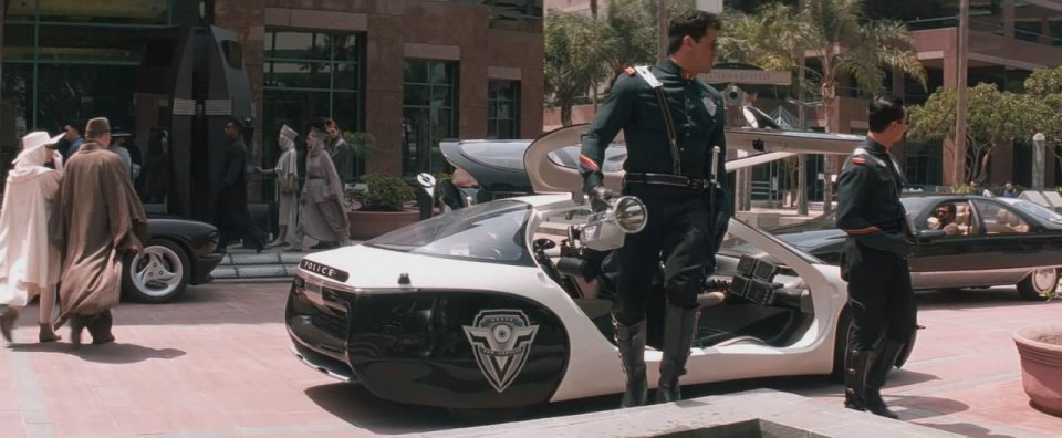"""All Cars in """"Demolition Man"""" (1993) - Best Movie Cars"""