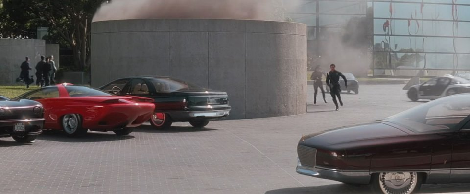 All Cars In Demolition Man 1993 Best Movie Cars
