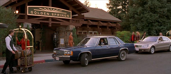 1988 Ford LTD Crown Victoria