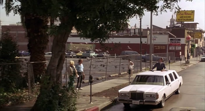 pretty woman limousine cars movie stretched lincoln town 1989 1990