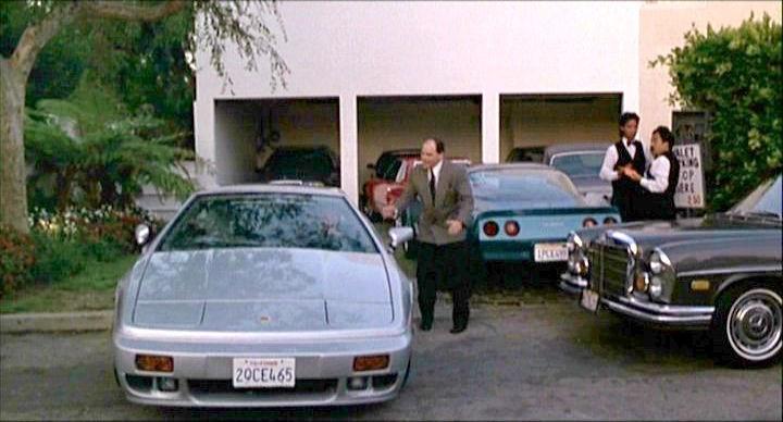 1989 Lotus Esprit SE Type 85