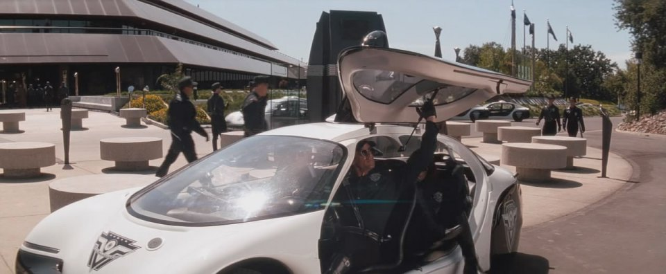 1992 GM Ultralite, 1993 Demolition Man