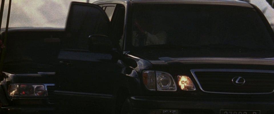 1997 Lexus LX 470 UZJ100