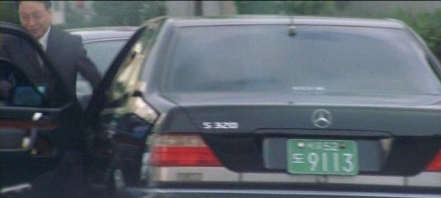 1997 Mercedes-Benz S 320 W140