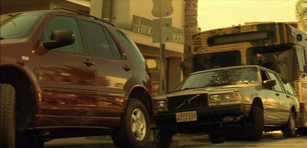 1998 Mercedes-Benz ML W163