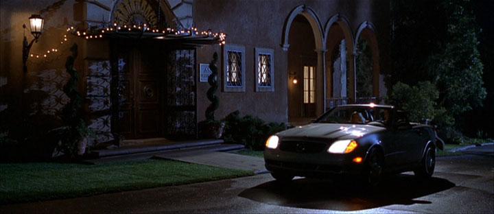 1998 Mercedes-Benz SLK 230 R170, Legally Blonde 2001