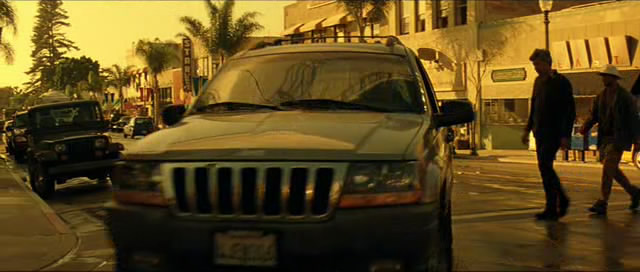 1999 Jeep Grand Cherokee WJ