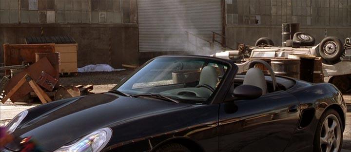 2000 Porsche Boxster 986, Legally Blonde 2001