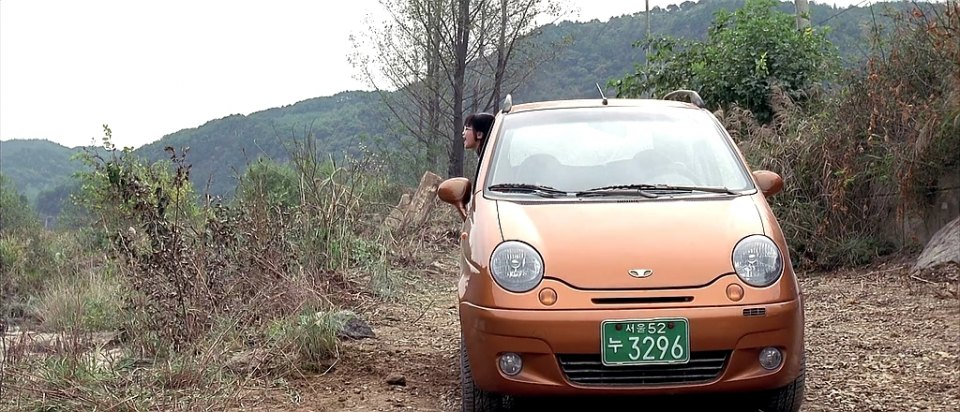 2001 Daewoo Matiz Best M150