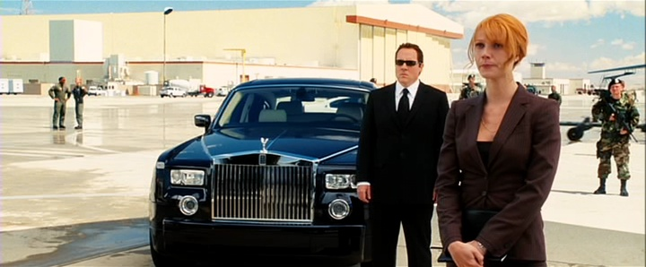 2004 Rolls-Royce Phantom, Iron Man 2008