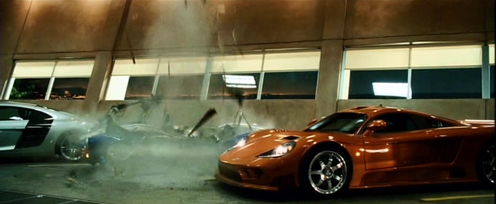 2005 Saleen S7, Iron Man 2008