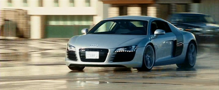2007 Audi R8 Typ 42, Iron Man 2008