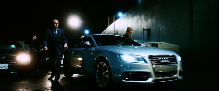 2007 Audi S5 B8 Typ 8T, Iron Man 2008