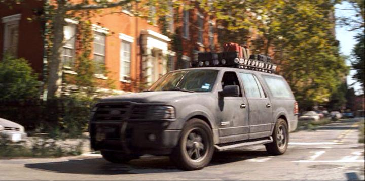 2007 I Am Legend 2007 Ford Expedition Best Movie Cars